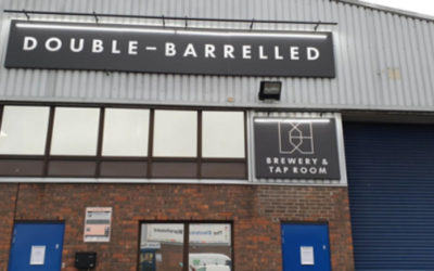 Double-Barrelled Brewery, Unit 20 Stadium Way, Reading RG30 6BX