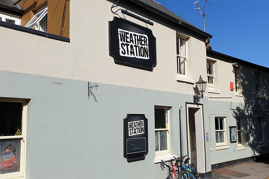 The Weather Station, 19 Eldon Terrace, Reading RG1 4DX