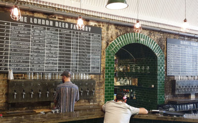 London Beer Factory – The Barrel Project, 80 Druid St, London, SE1 2HQ
