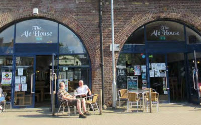 The Ale House, 24-26 Viaduct Road, Chelmsford CM1 1TS